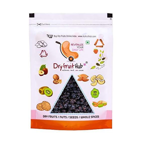 Dry Fruit Hub Greek Black Currants 400gms Dry Fruits