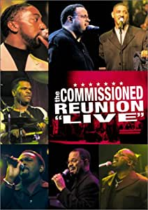 "Commissioned - The Commissioned Reunion ""Live"""