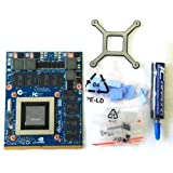 8GB Nvidia GeForce GTX 980M Upgrade Kit for Alienware 18 (R2)