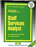 jack staff - Staff Services Analyst(Passbooks) (Career Examination Series Volume C-3810)