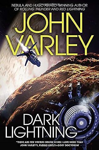 book cover of Dark Lightning