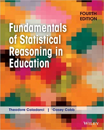 Amazon fundamentals of statistical reasoning in education 4th fundamentals of statistical reasoning in education 4th edition 4th edition kindle edition fandeluxe Images