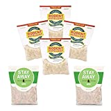 Fresh Cab Botanical Rodent Repellent (4 Pack) + Stay Away Mice Repellent (2 Pack) | All Natural, No Mess, and Environmentally Safe | Not for Sale in DC, NM, MS, CT, ME, SD, in, or Puerto Rico