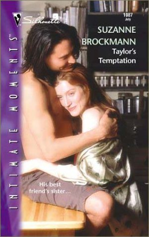 book cover of Taylor\'s Temptation
