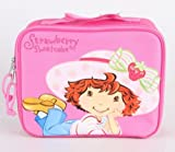 New Strawberry Shortcake Insulated Lunch Bag Girls Kids Snack Lunch Box Bag