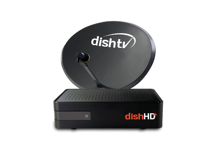 Dish TV HD (Free Recorder) Set Top Box