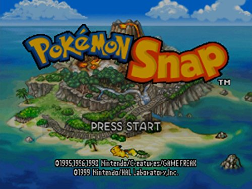 Pokemon Snap - Wii U Digital Code
