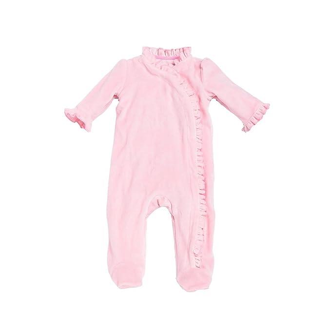 53005797b73b Amazon.com  Fairy Baby Newborn Baby Girls Cute Velvet Romper Warm ...