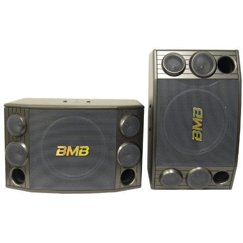 BMB CSD-2000 (SE) 12-Inch 1200W 3-Way Speaker, Set of 2 by BMB