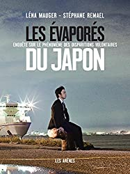 Les évaporés du Japon