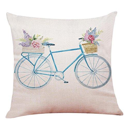 Jushye 2018 New Throw Pillow Cases, Home Decor Cushion Cover Hello Spring Floral Pint Pillowcase Pillow Covers - Case Pint