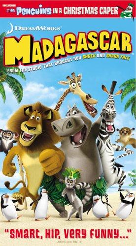 Madagascar [VHS] by Dreamworks Skg TV