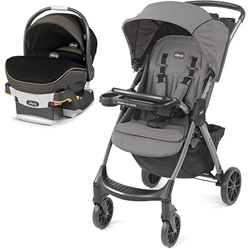 Chicco Infant Car Seat Double Stroller - 6