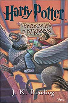 Harry Potter e o Prisioneiro de Azkaban, JK Rowling