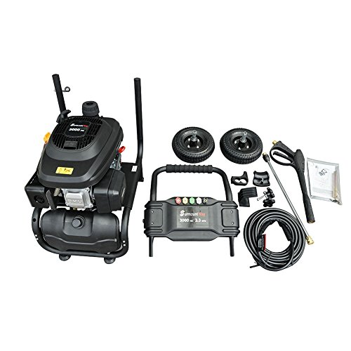 Buy rated 3000 psi pressure washer