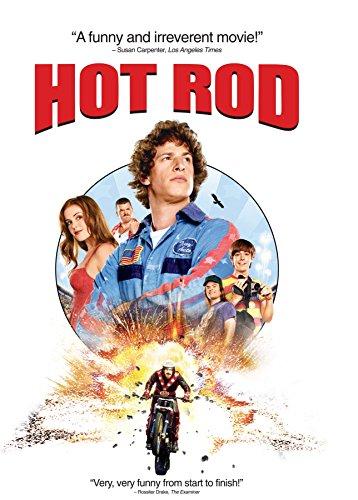 Hot Rod (Comedy Dvd)