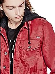 G by GUESS Men\'s Rakim Denim Jacket