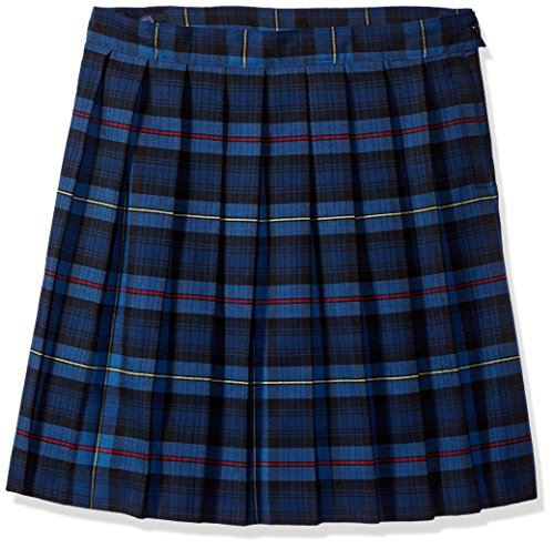 Blue Plaid Skirt | Jill Dress