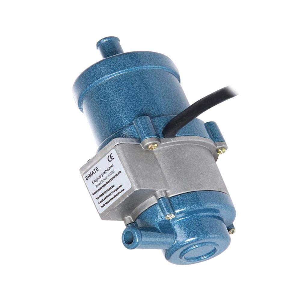 Lembeauty - Calentador de Motor para Coche (2000 W, 220 V)