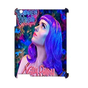 Clzpg 3D High-quality Ipad2,3,4 Case - Katy Perry DIY 3D cover case