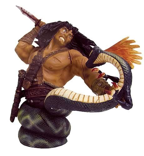 - Conan Mini Bust 2  Conan the the the Conqueror by Dark Horse Comics  hasta 60% de descuento