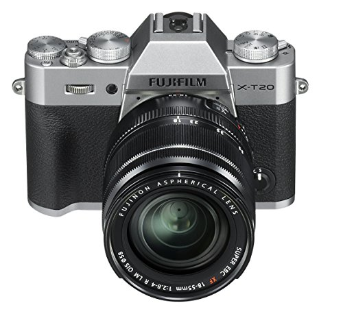 Fujifilm X-T20 24 MP Mirrorless Camera with XF 18-55mm Lens (APS-C X-Trans CMOS III Sensor, Electronic Viewfinder, 3… 3
