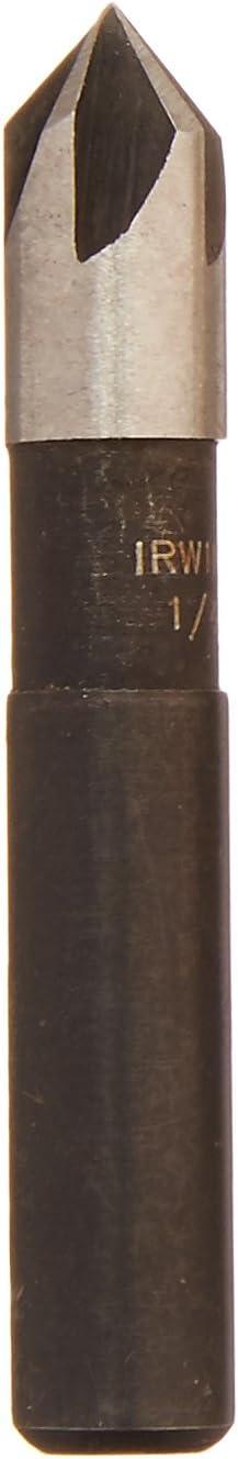 1//4-Inch Black Oxide Irwin Tools 1877714  Countersink Drill Bit