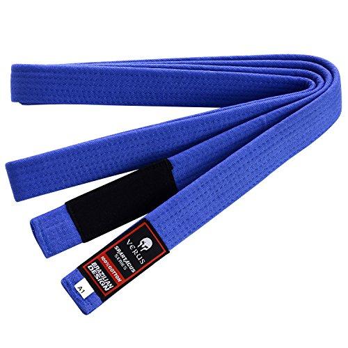 Verus Brazilian Jiu Jitsu Belts (Blue, A2)