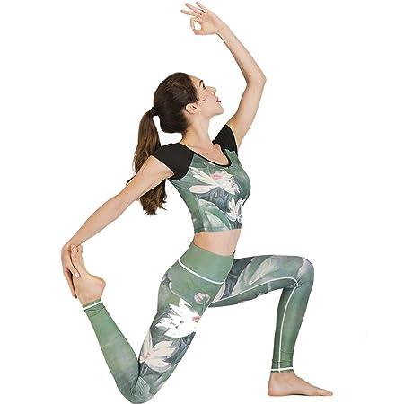 XYAIPR Set de Ropa Deportiva, Ropa de Yoga de Fitness ...