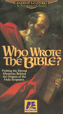 Ancient Mysteries: Who Wrote the Bible [VHS]