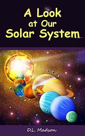 Childrens books solar system