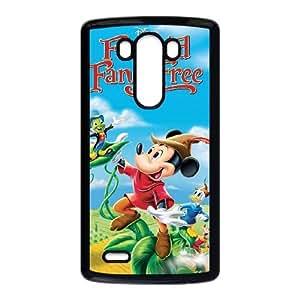 LG G3 Cell Phone Case Black Reluctant Dragon ballistic phone cases hkhf7073440