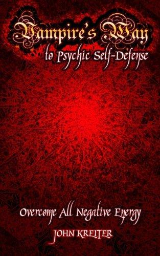 Vampire's Way to Psychic Self-Defense