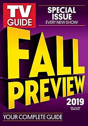 Amazon com: TV Guide Magazine: TV Guide Magazine LLC: Kindle
