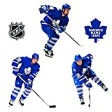 NHL Toronto Maple Leafs Self-Stick Wall Accent Stickers Set