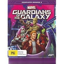 Guardians of the Galaxy: Season 2 | Collector's Ed | NON-USA Format | PAL | Region 4 Import - Australia