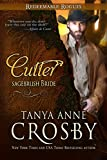 Front cover for the book Sagebrush Bride by Tanya Anne Crosby