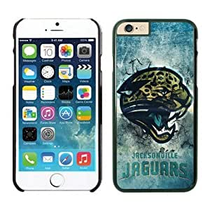 NFL iPhone 6 Plus 5.5 Inches Case Jacksonville Jaguars Black iPhone 6 Plus Cell Phone Case ONXTWKHB2041