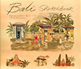 Front cover for the book Bali Sketchbook: by Diana Darling
