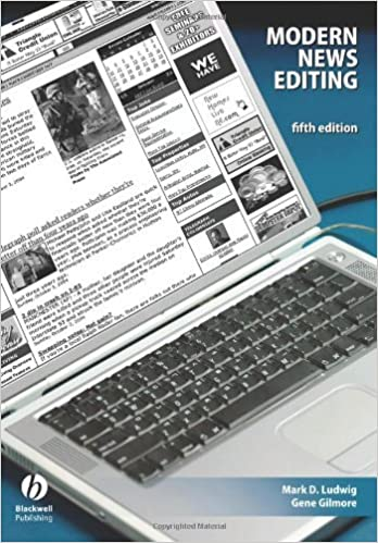 Book Modern News Editing by Mark D. Ludwig (2005-08-08)