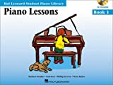 Piano Lessons, Hal Leonard Student Piano Library Staff, 0634055542