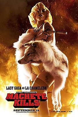 "Machete Kills (Lady Gaga) - (24"" X 36"") Movie Poster"