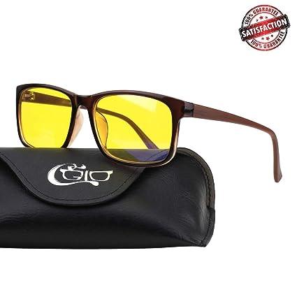 f926d398fd Amazon.com  CGID CY12 Blue Light Blocking Glasses