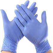 Varie offerte di guanti in nitrile in confezioni da 50 o 100 a partire da 10€