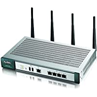Zyxel UAG2100 Wireless Router 802.11A/B/G/N Desktop, Rack-Mountable, Green/White