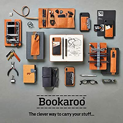 IF- Bookaroo Pen Pouch for Books- Gold : Office Products