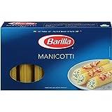 Barilla Manicotti Shells - 8 oz