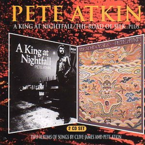 King at Nightfall / Road of Silk (King Of The Road Singer compare prices)