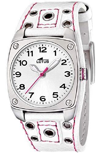 Lotus Ladies Womens Analog Quartz Watch with Leather Bracelet 15735/6
