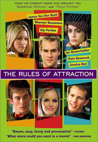 The Rules of Attraction / DVD